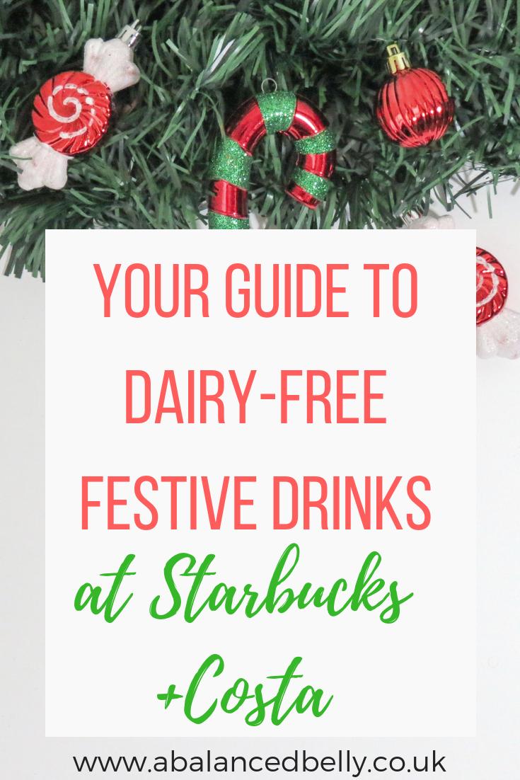 Costa launches new range of Christmas vegan+dairy free hot drinks ...