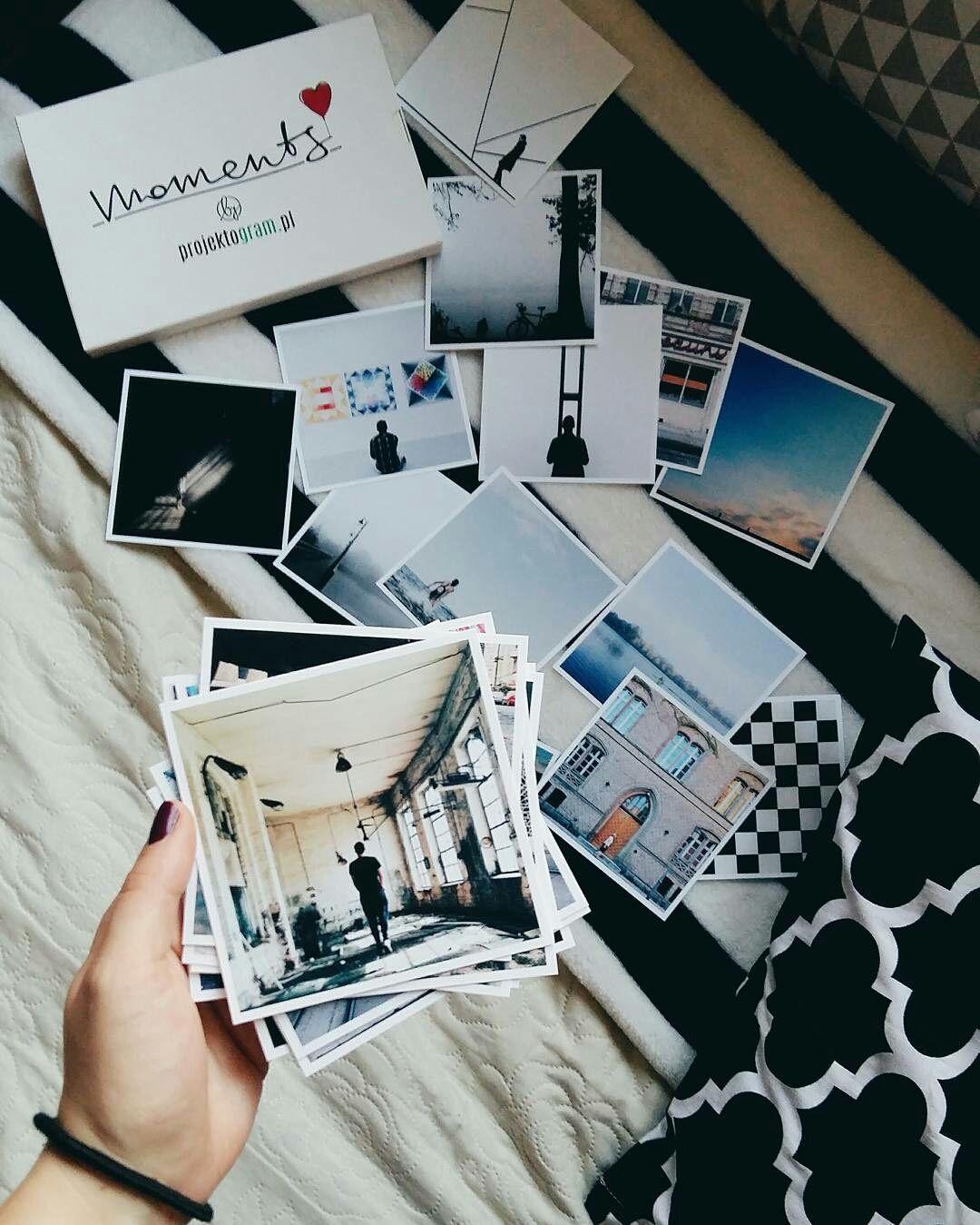 Drukowanie Kwadratowych Zdjec 10x10cm Lub 6x6cm Z Instagrama