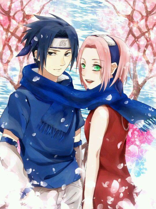 Sakura Haruno Sasuke Uchiha Naruto Shippuden Gaiden Fanart Anime Love Sasusaku Sasuke Uchiha Sakura Haruno Sakura And Sasuke