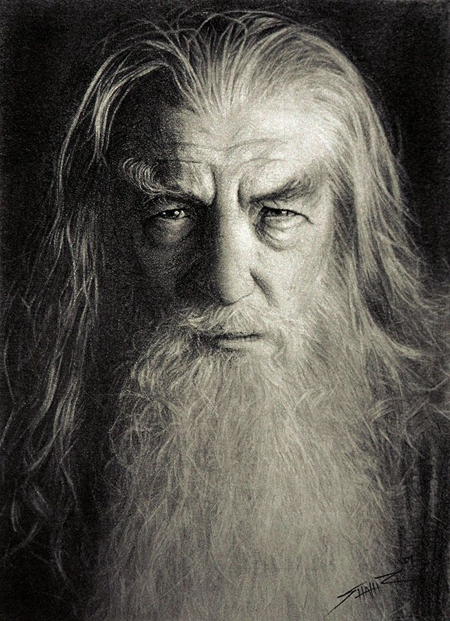 Gandalf the Gray - The Lord of the Rings - Wulfsbane.deviantart.com ...
