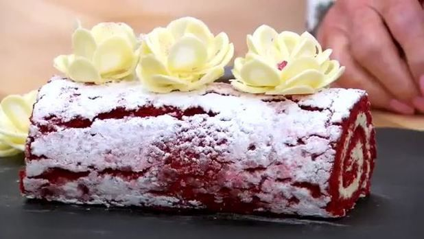Red Velvet Cake Recipe Uk Mary Berry: The Great British Bake Off: Red Velvet