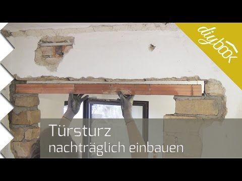 t rsturz neu einbauen diy und selbermachen haus. Black Bedroom Furniture Sets. Home Design Ideas