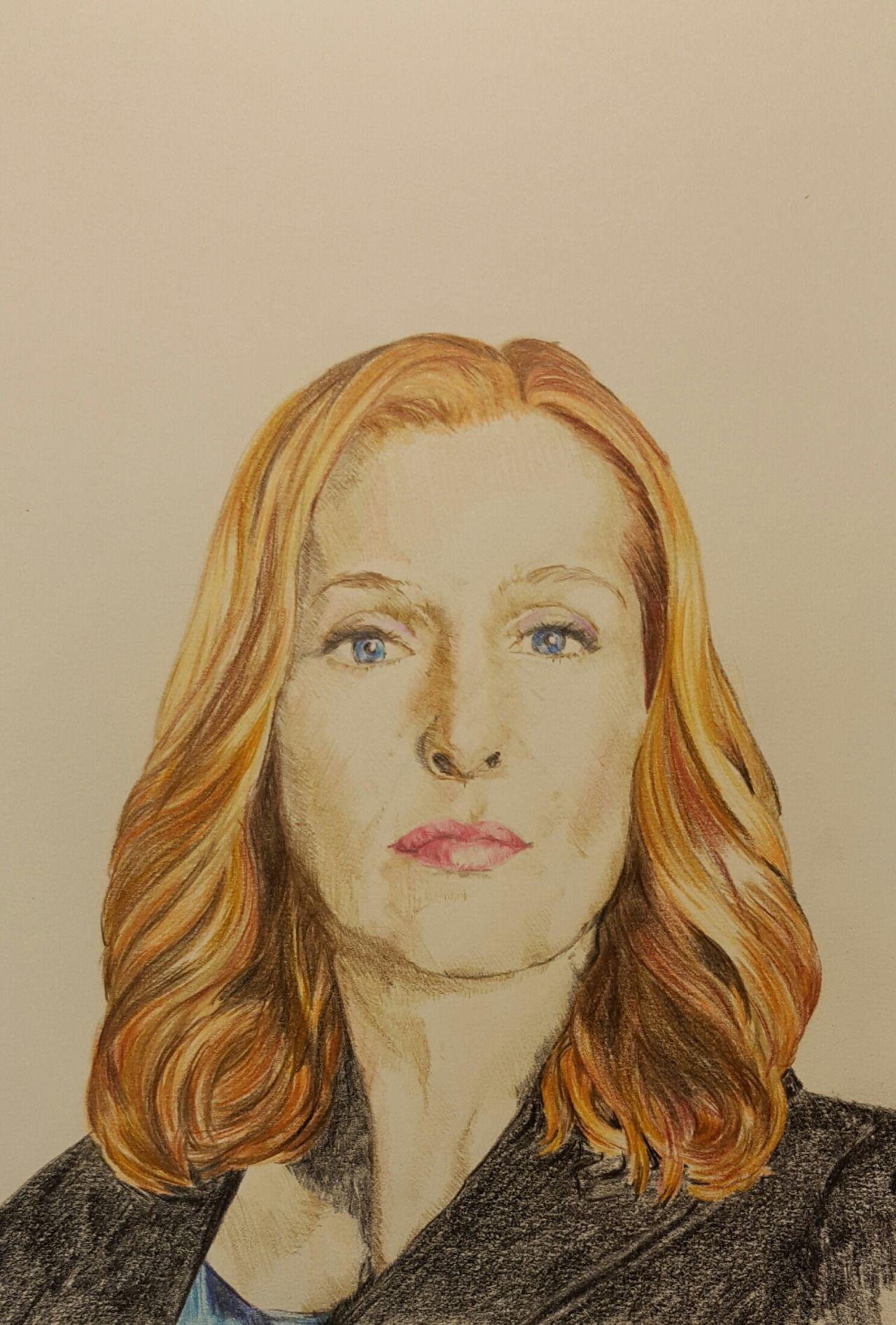 Season Scully x files x files fanart gillian anderson