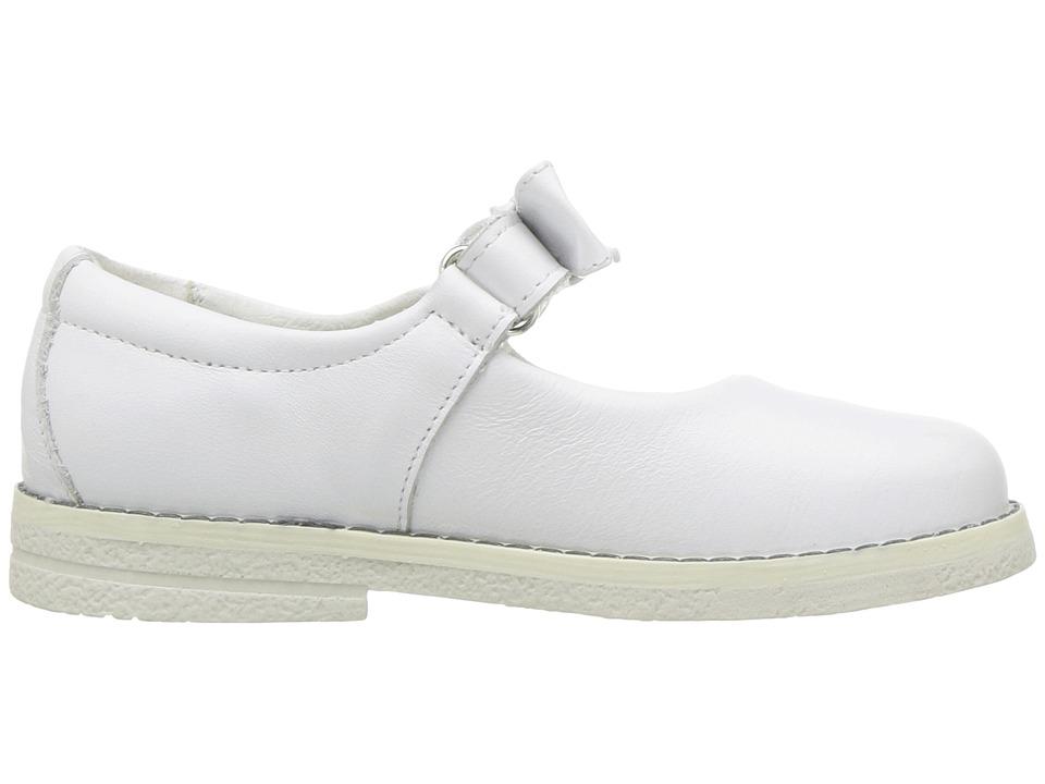 Primigi Kids PHI 13535 (Toddler) Girl s Shoes White  e9184613fe6