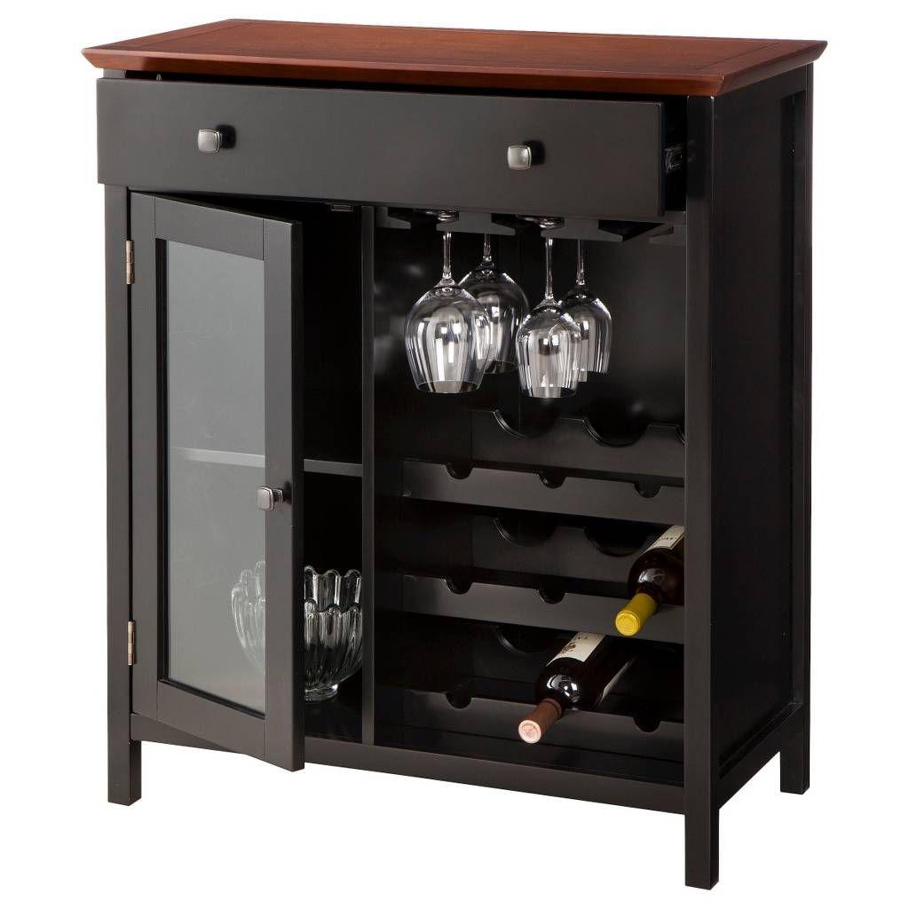 Marin Wine Cabinet. Image 2 of 2.