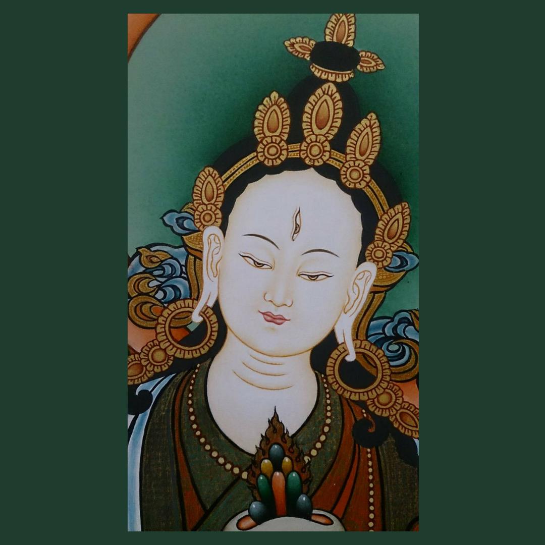 Achi Chokyi Drolma – Chief Protectress of the Drikung Kagyu