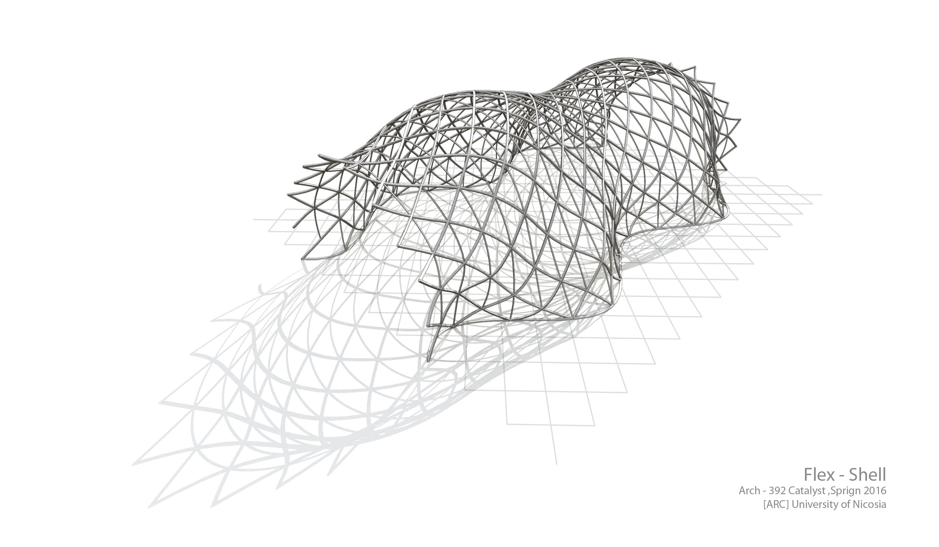 Parametric Design Generative Architecture