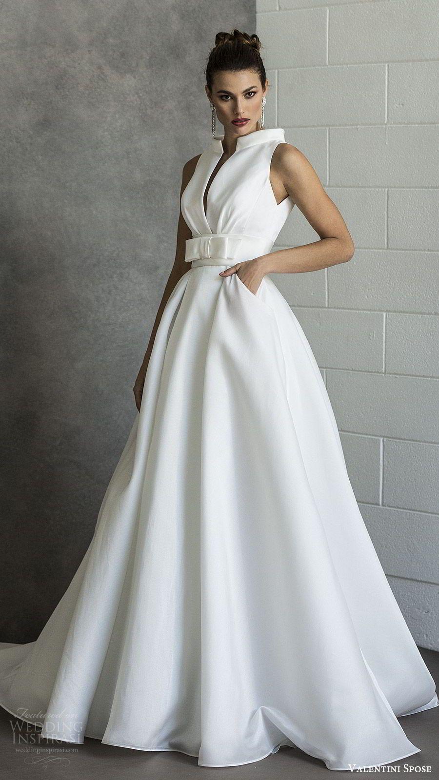 Valentini Spose Spring 2020 Wedding Dresses Pronovias