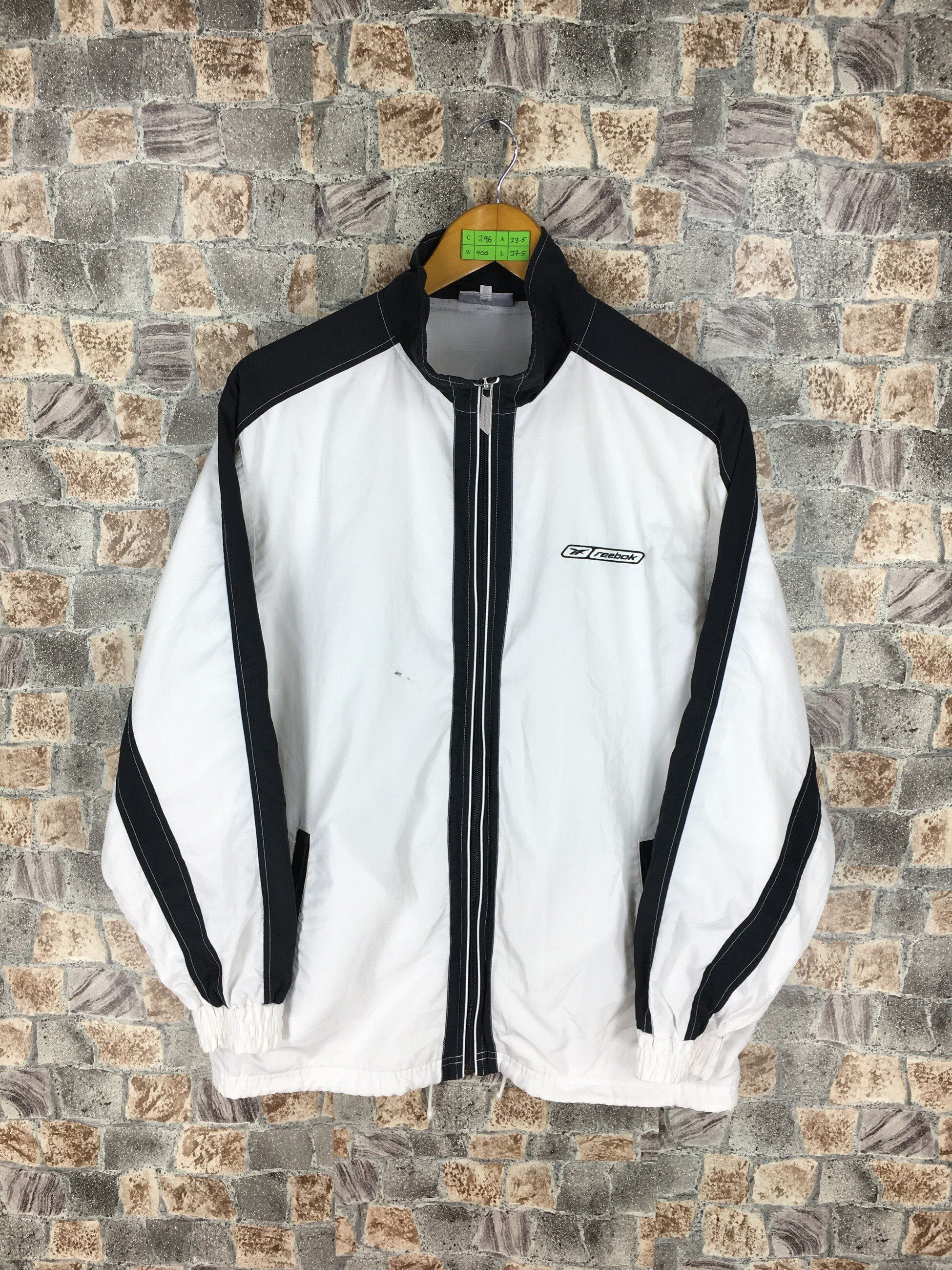 Excited To Share The Latest Addition To My Etsy Shop Reebok Windbreaker Jacket Medium Vintage 90s Reebok Sports In 2021 Windbreaker Jacket Activewear Jackets Jackets [ 2600 x 1950 Pixel ]