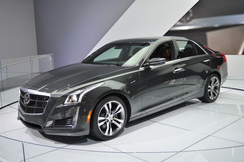2014 Cadillac CTS - Price and Review
