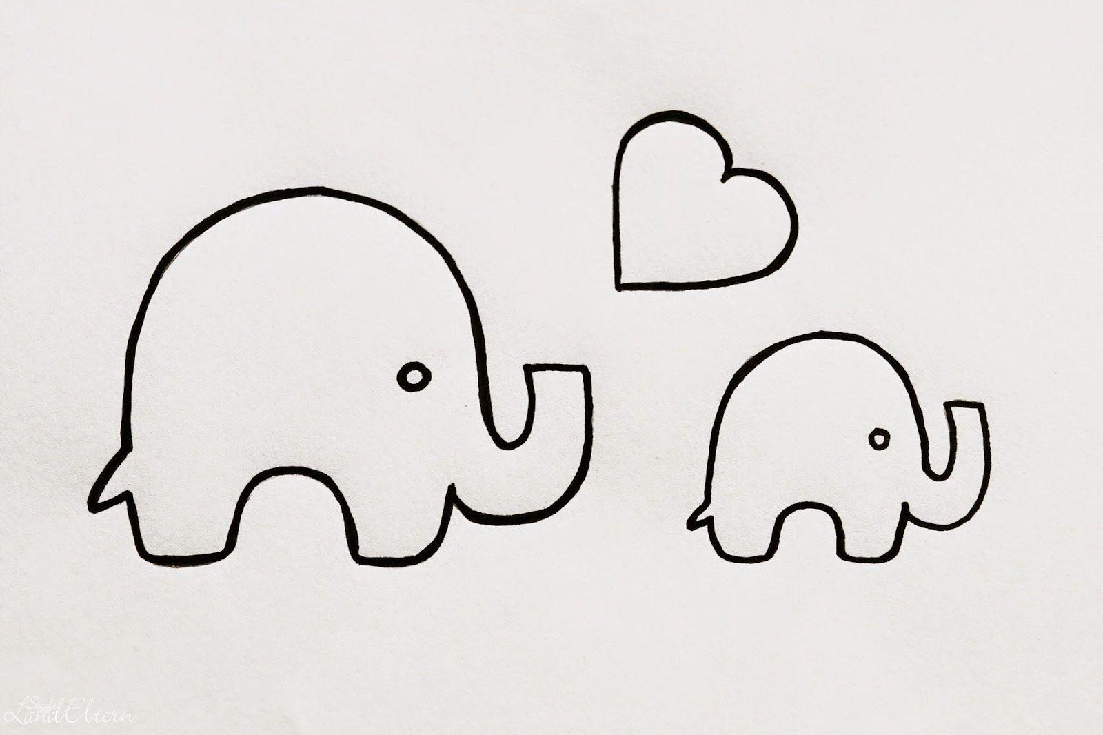 Stadtlandeltern Diy Windeltorte Elefanten Geburtsgeschenk