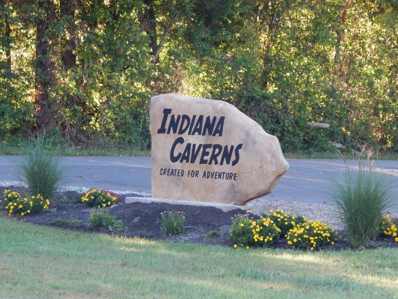 A Visit To Indiana Caverns Spoiler Alert It Involves An