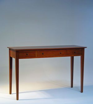 Eden Hall Table || Rose U0026 Heather Furniture Makers