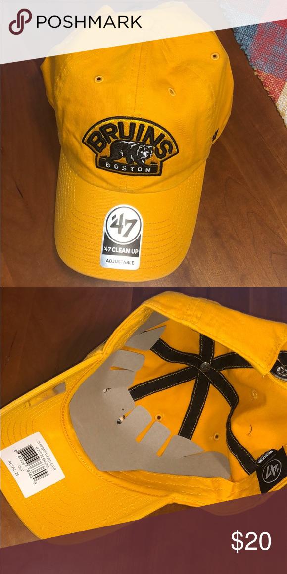 e4da25cc027923 Boston bruins 47 brand hat Never been worn 47 Accessories Hats | My ...