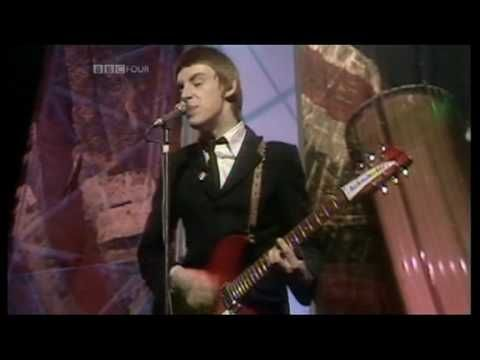 THE JAM - In The City  (1977 UK T.O.T.P. TV Appearance) ~ HIGH QUALITY HQ ~