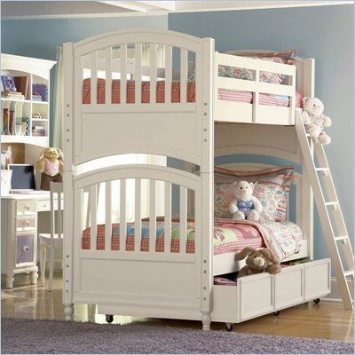Pulaski Build A Bear Pawsitively Yours Bunk Bed And Mattress Bundle