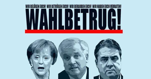 Wahlfälschung Deutschland