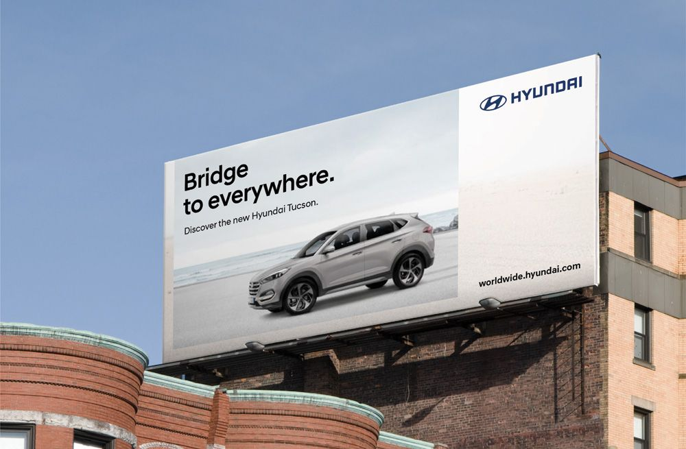 New Global Identity For Hyundai Done In House By Creative Works Дизайн
