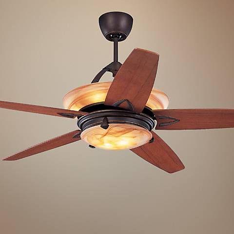 60 Monte Carlo Arch Roman Bronze Ceiling Fan 87569 Lamps Plus Bronze Ceiling Fan Ceiling Fan Ceiling Fan Design