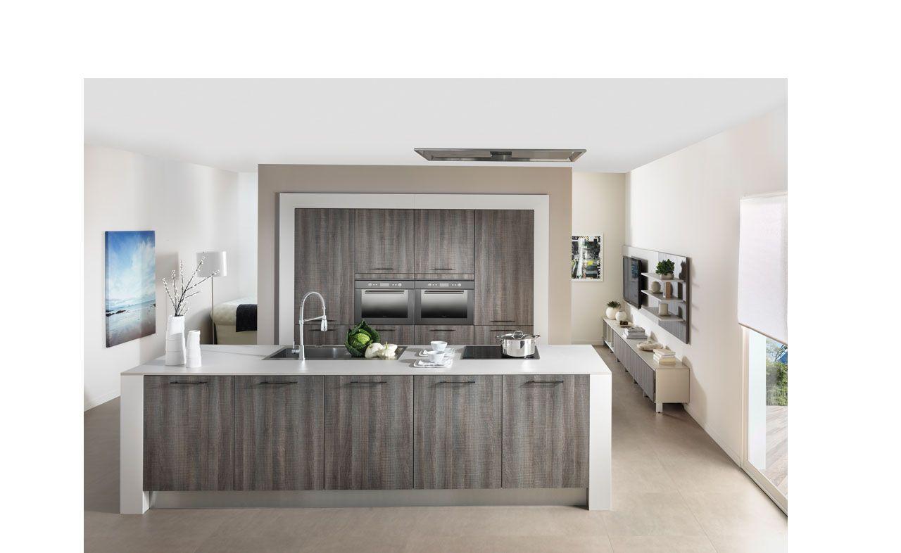 Cuisine design melamine arcos 2 la cuisine arcos 2 propose plusieurs belles associations - Architecture moderne residentielle schmidt lepper ...