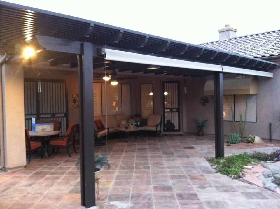 Patio Shade Options