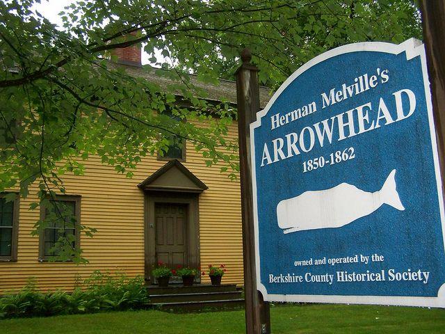 Arrowhead Herman Melville Home Pittsfield Ma 2 Berkshire County Vacation Pittsfield