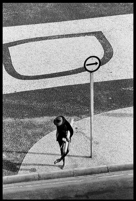 Elliott Erwitt,  Brazil, Rio de Janeiro, 1973.