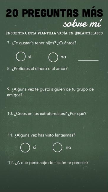 20 Preguntas Más Sobre Mí Preguntas Para Mejores Amigas 20 Preguntas Preguntas Divertidas