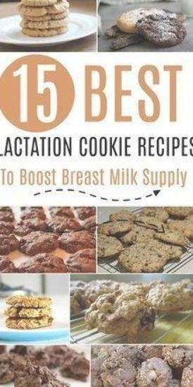 Photo of When trying to boost breast milk supply, are lactation cooki…