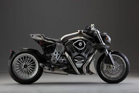 CR Motorcylces DUU Concept