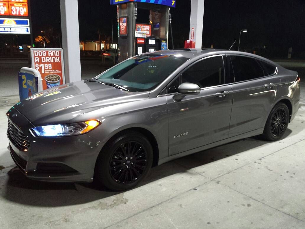 2015 Ford Fusion Rims >> Ford Fusin 2013 Aftermaket Wheels Joined Thu Oct 25 2012 8 45