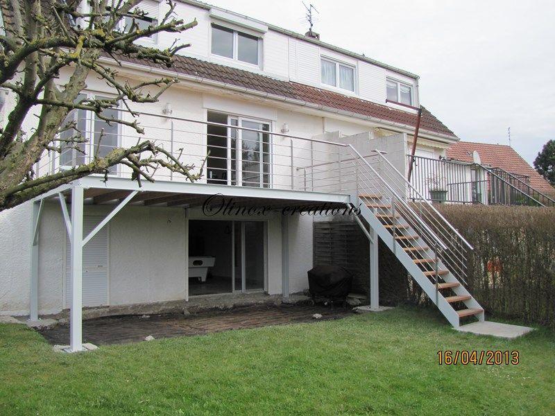 Résultat de recherche du0027images pour  - terrasse en bois suspendue prix
