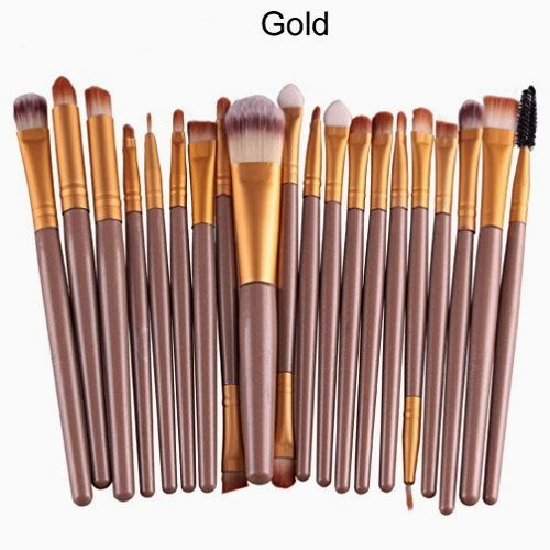 Brush,BeautyVan 20 pcsSet tools Toiletry Kit Wool Make Up Brush Set (Gold)  BUY NOW        ★Feature:  ★100% new and high quality!   ★A professional quality brush set which includes all the basics you need for daily applicatio ..  http://www.beautyandluxuryforu.top/2017/03/14/brushbeautyvan-20-pcsset-tools-toiletry-kit-wool-make-up-brush-set-gold/