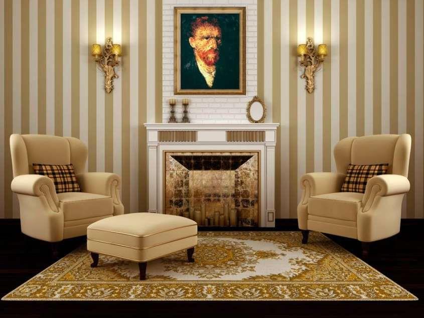 Arredamento salotto ~ Con mobili antichi e moderni salotto di classe