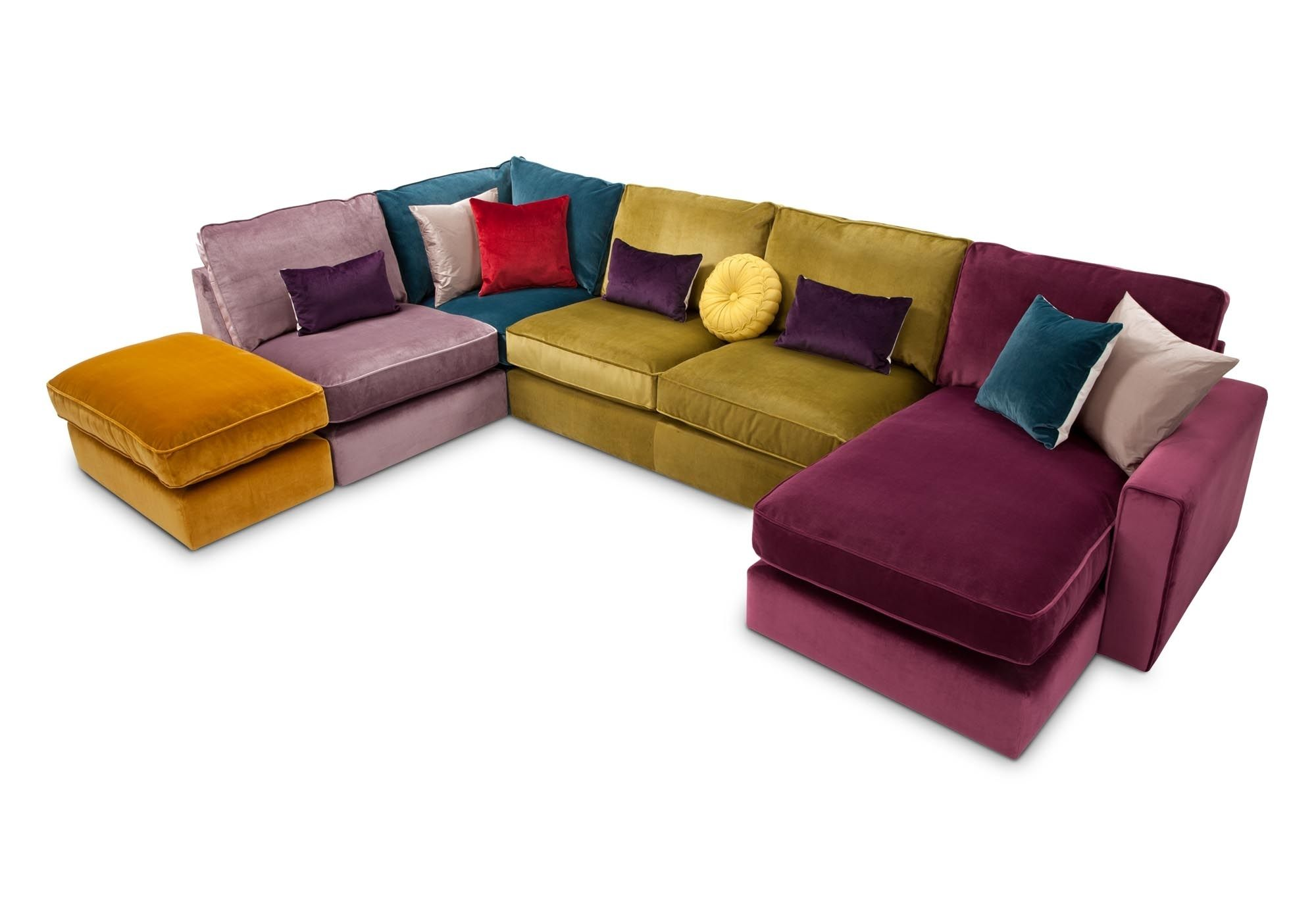 Harlequin Sofa For The Home Corner Chaise