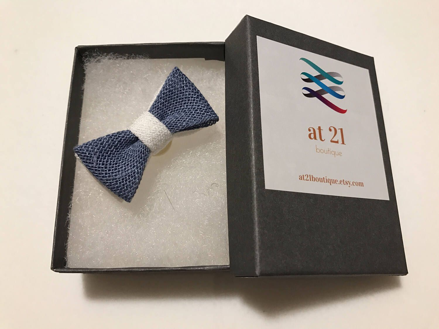 A personal favorite from my Etsy shop https://www.etsy.com/listing/508153028/bow-tie-lapel-pin-boutonniere-bow-tie