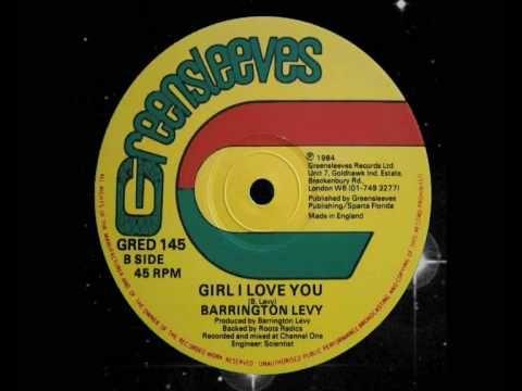Love You Girl Reggae
