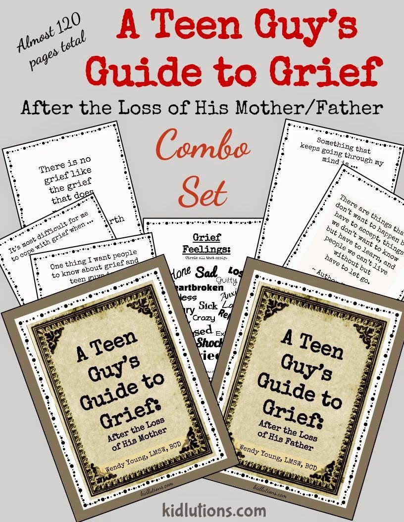 Workbooks therapy workbooks : Workbooks for Grieving Teens | Grief | Pinterest | Social work ...