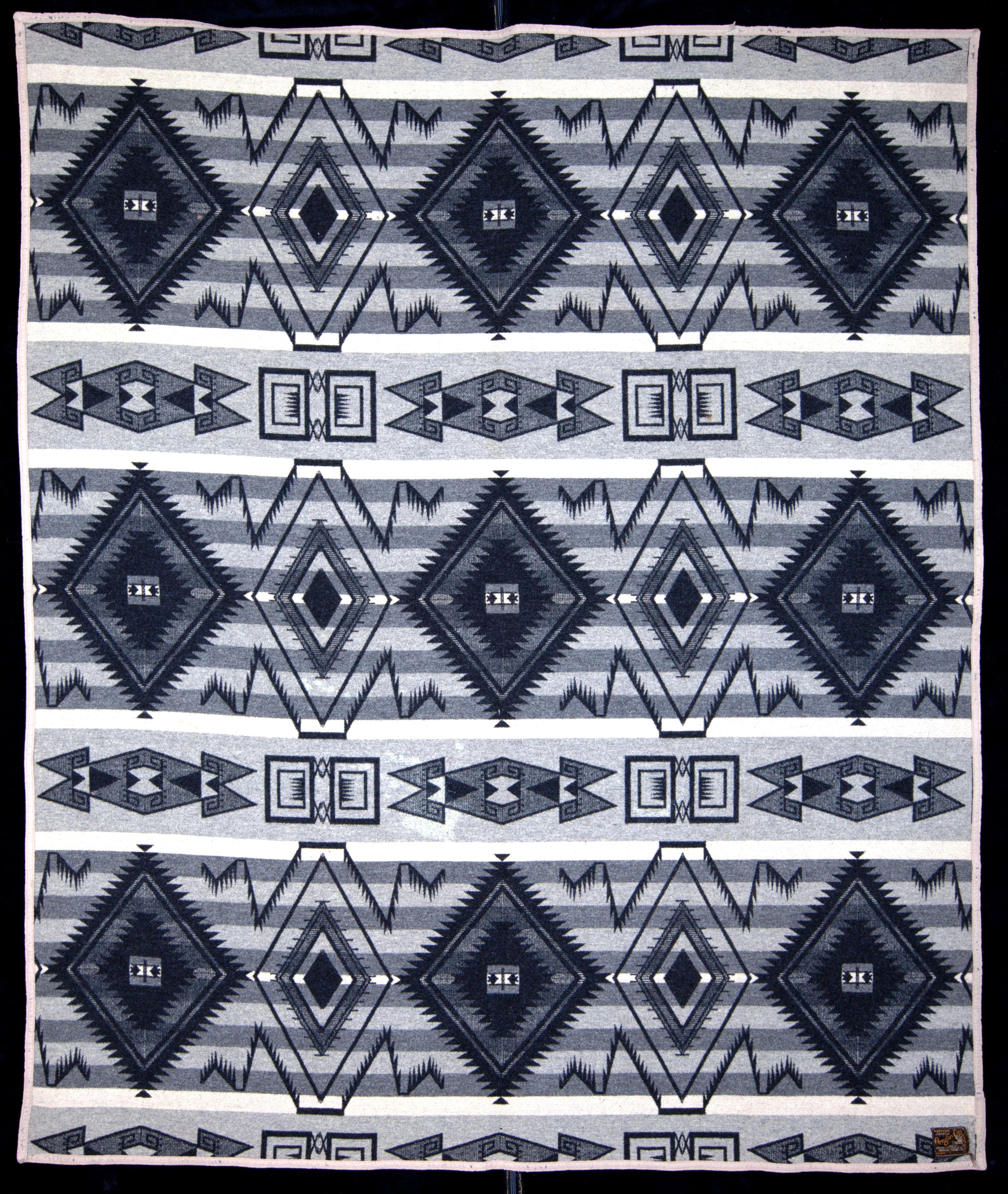 Very Rare Monochromatic Oregon City Woolen Mills Trade