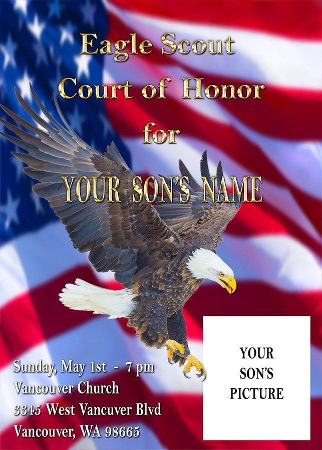 FREE EAGLE COURT OF HONOR INVITATION DOWNLOADS Here are MY LATEST - invitation downloads
