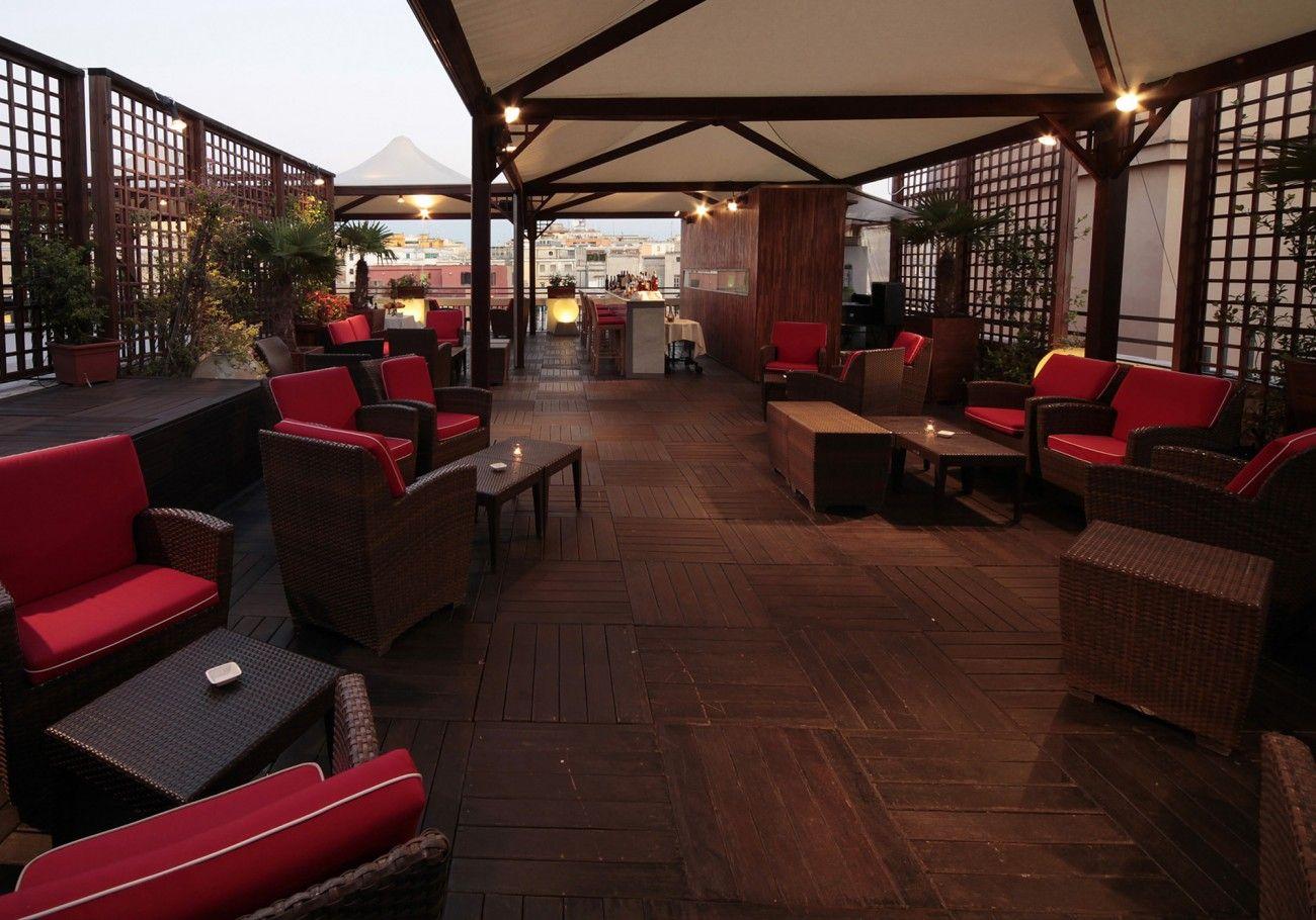 Boscolo Aleph Roma Terrazza Settimo Cielo Restaurant