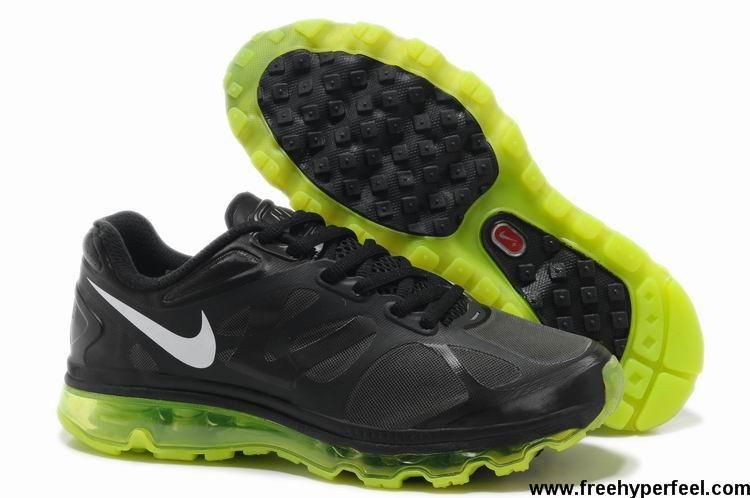 new concept 7b945 cf269 Cheap 487982-017 Black Volt Metallic Silver Mens Nike Air Max 2012 Fashion  Shoes Shop
