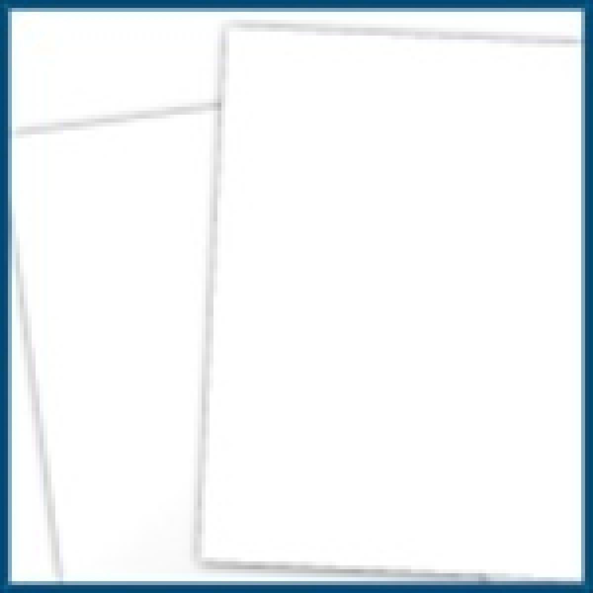 A4 White Silk Card 350gsm 10 pack