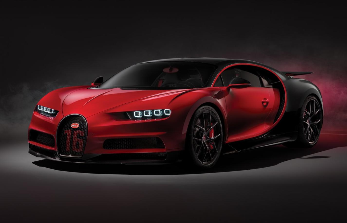 2018 Bugatti Chiron Sport New Production And Specs Supercars Bugatti Veyron Bugatti