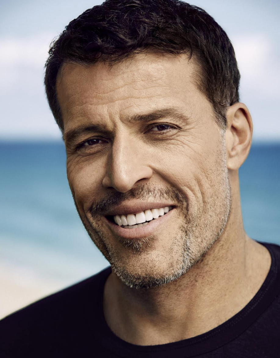 Tony Robbins Breaks Down the 10-Minute Exercise He Does Every Morning to Have More Energy