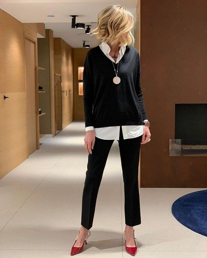 22 best casual outfit ideas for women over 40 years 52 #falloutfitsforwork