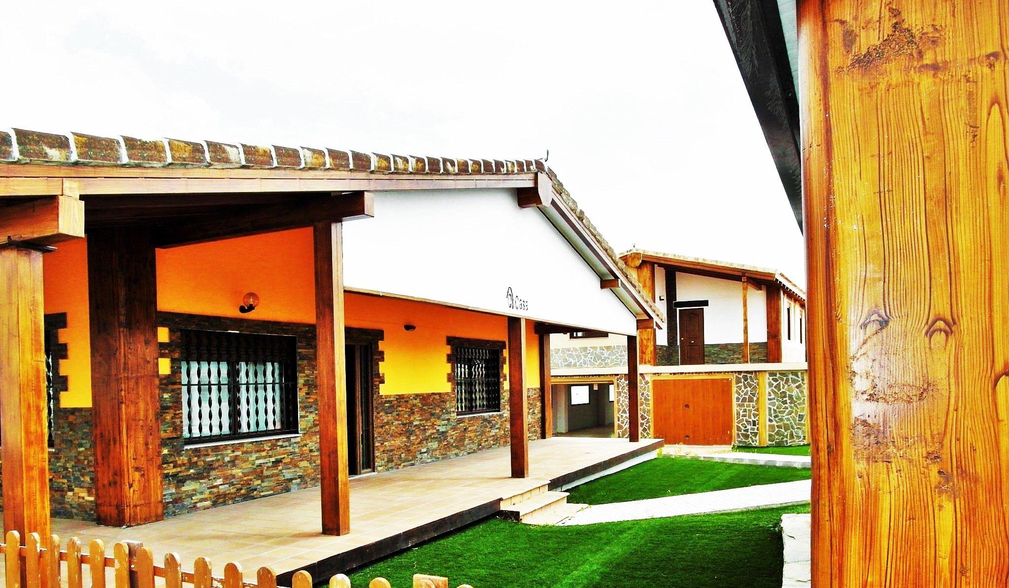 Exposicion de viviendas prefabricadas de hormigon casas de acero y - Acero casas prefabricadas ...