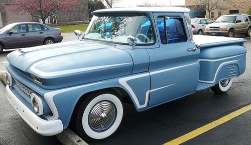 Image result for 1962 chevy truck