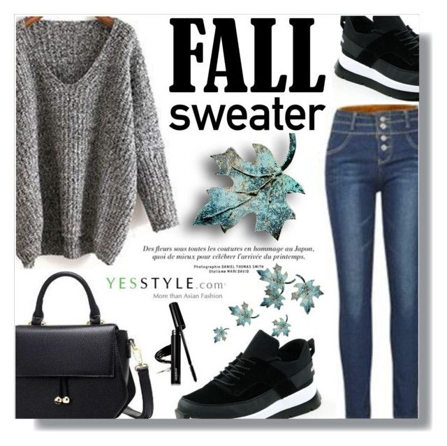 """""""Cozy Fall Sweaters"""" by fashion-pol ❤ liked on Polyvore featuring Flore, Gerbulan, yesstyle and prefall"""