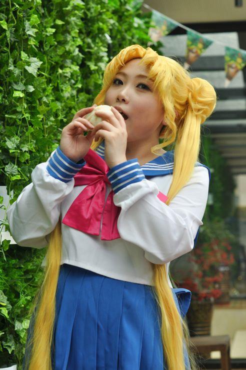 美少女戦士セーラームーン - Miyavi(朴小蕥) Sailor Moon Cosplay Photo - Cure WorldCosplay